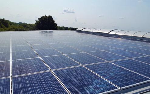 109 kWp in Stralsund