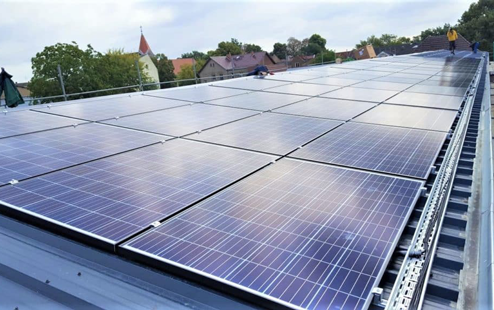 99 kWp in Friedland