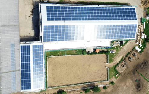 292 kWp in Palingen
