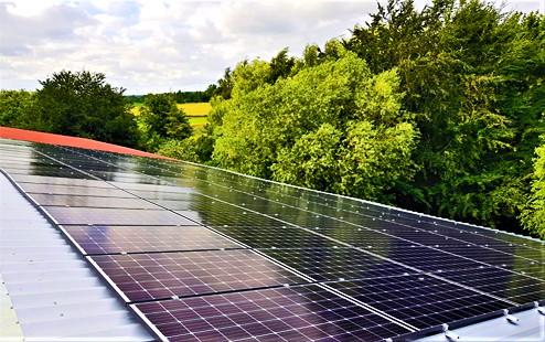 99 kWp in Kreutzmannshagen